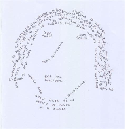 Poemas De Caligrama   intro literatura y artes vsuales