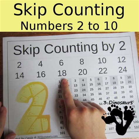 numbers counting numbers counting picture book ages 2 7 for toddlers preschool kindergarten fundamentals series books no prep number skip counting worksheet 3 dinosaurs