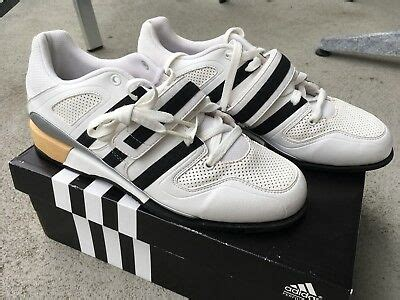 unique adidas ironwork iii olympic weightlifting shoes read description 163 530 26 picclick uk