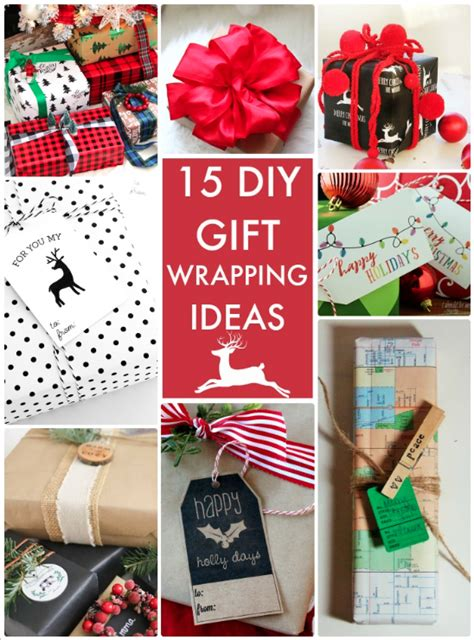 diy gift wrapping ideas great ideas 15 diy gift wrapping ideas