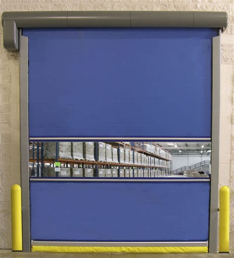 Loading Dock Equipment Rytec Plexline Composite Door Rytec Garage Doors