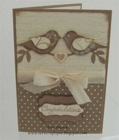 Wedding Anniversary Handmade Cards - best 25 handmade anniversary cards ideas on