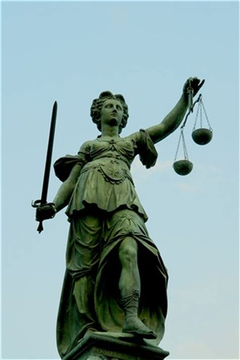justitia goddess of justice: chrisby: galleries: digital