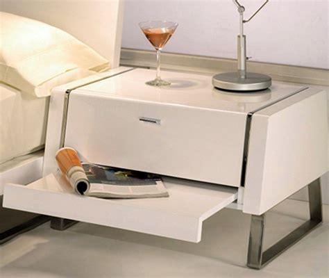 unique nightstands 20 minimalist and modern nightstands white designs