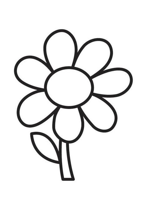 imagenes para colorear flor dibujo para colorear flor img 18352