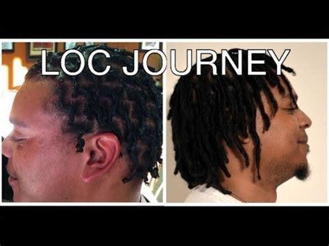 pics of budding and sprouting locs loc journey men growing dread locs nik scott youtube