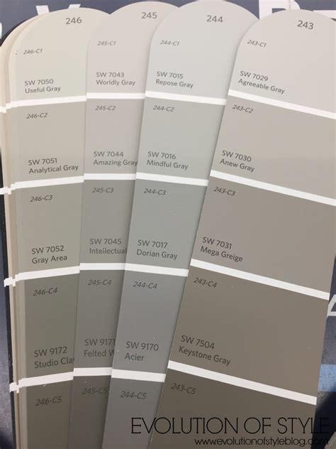 gray stone paint color