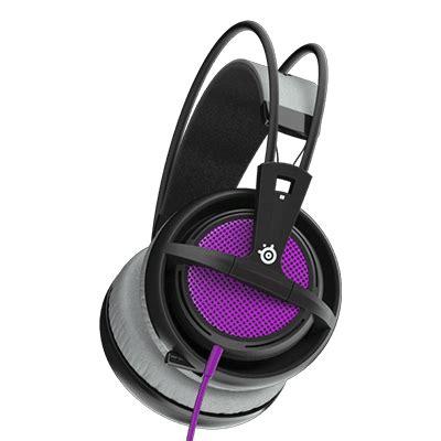 Headset Gaming Steelseries Headset Siberia 200 Black steelseries siberia 200 headset review biogamer