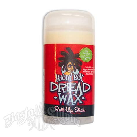 Knotty Boy Dread Wax Review by Knotty Boy Dreadlock Wax Roll Up Stick Applicator