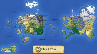 Elder Scrolls Online World Map by Map Of Nirn The Imperial Library
