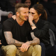 Victoria Beckham and David Beckham Kissing » Victoria