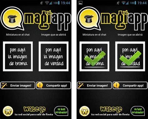 10 bromas para enviar por celular 10puntos magiapp gasta bromas con im 225 genes por whatsapp trucos