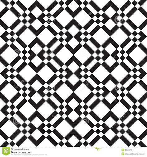 pattern black and white squares black and white squares stock vector image of african