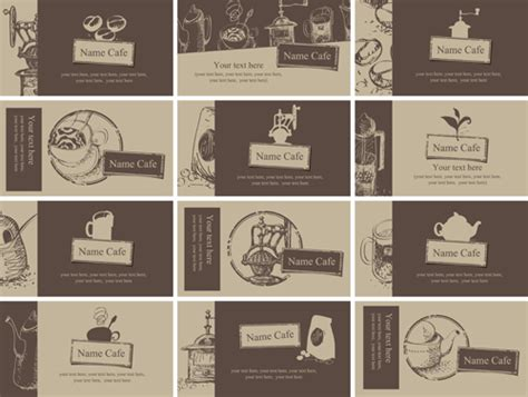 Vintage Name Card Template by 8 Black White Cubes Pattern Sets Jpg Welovesolo
