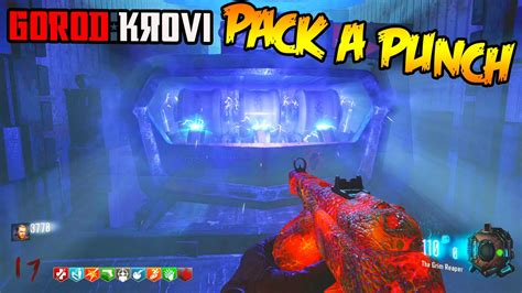 tutorial zombies black ops 3 black ops 3 zombies quot gorod krovi quot how to pack a punch