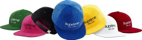 Jakethoodiesweater Supreme New York Classic supreme corduroy classic logo 6 panel supreme新作発売日速報