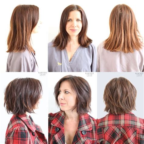 haircut before or after gym before after in la ramirez tran salon hair