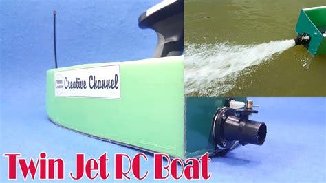 mini rc boats youtube how to make jet rc boat powerful mini turbo rc boat