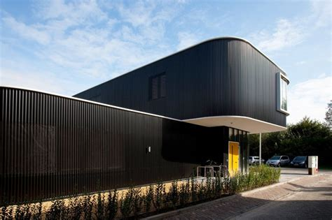 Design And Decoration Building by Modern Architecture The Verkerk Office Building