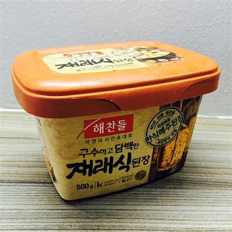 korean miso soup   tot
