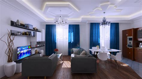 visualization room interior visualization of living room by user фёдор грамматопулос used render vray 3 0