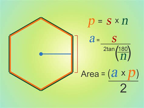 find  area  regular polygons  examples