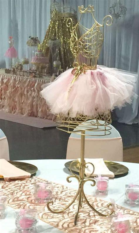 princess ballerina baby shower party ideas princess baby