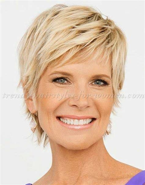 Hairstyles Cuts For 50 by Hairstyles For 50 With Hair