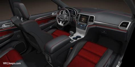 jeep srt 2015 red vapor jeep srt8 2015 interior www pixshark com images