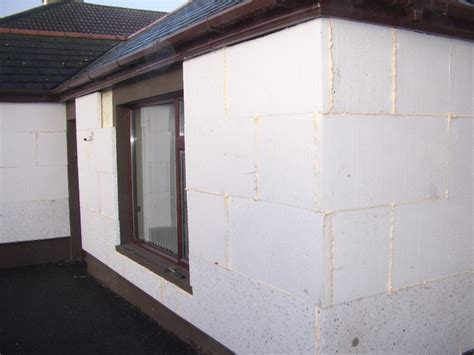 insulating exterior paint exterior solid wall insulation never paint again uk