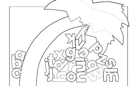 chicka chicka boom boom coloring pages chicka chicka boom boom coloring pages coloring home