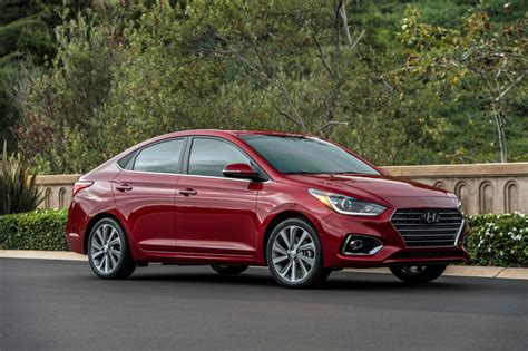 2020 hyundai accent new transmission bumps 2020 hyundai accent to epa 41