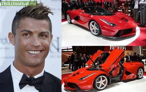 N Ferrari Footballer by Most Expensive Footballer S Cars Troll Football