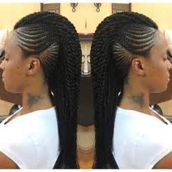 different types of mohawk braids hairstyles scouting for mohawk braid hairstyles black braided mohawk hairstyles