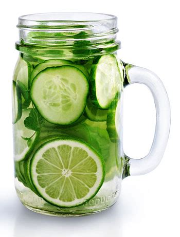 Cucumber Lemon Lime Mint Detox by 7 Health And Wellness Benefits Of Cucumbers Detox Water