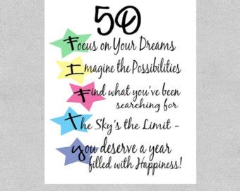 50 Happy Birthday Quotes 50th Bday Quotes Quotesgram