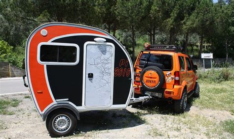 Earth Homes 7 of the best tiny campers for a fabulous fall road trip