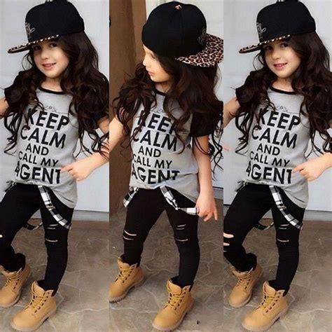 Miss Free 2pcs Kiddie Set hip hop reviews shopping hip hop