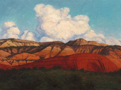 Landscape Rock In Cedar City Utah Artist Holds Our Backyard In Museum Exhibit Landscape