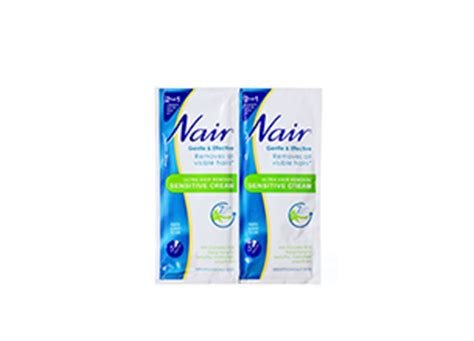 Shoo Tresemme Sachet beautysouthafrica products nair nair sensitive hair
