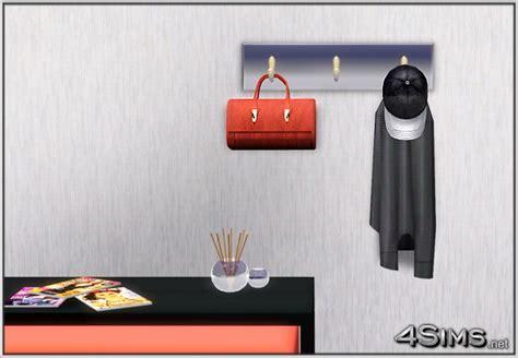 Wall hanger decor for Sims 3   4Sims