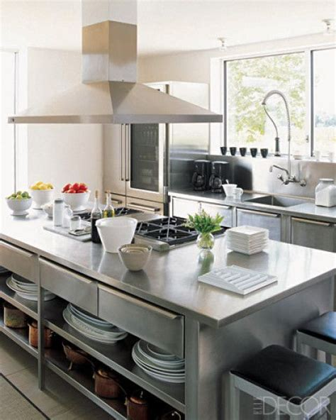 professional kitchen look home decorating design