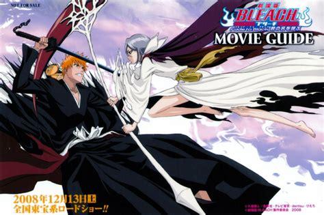 bleach movie bleach anime photo 5767101 fanpop