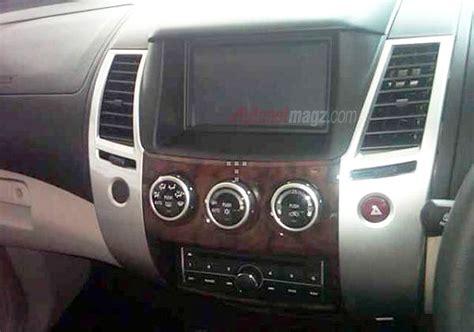 Headl Fajero Dakar Besok Mitsubishi Pajero Sport Minor Change Diluncurkan