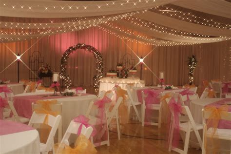 Ceiling Ideas For Wedding Reception by Legacy Weddings Events Ceiling Canopy Package