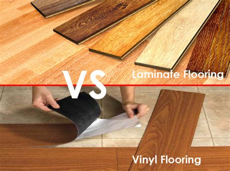 Difference Between Laminate And Luxury Vinyl Flooring | vinyl flooring vs laminate vs linoleum the most popular