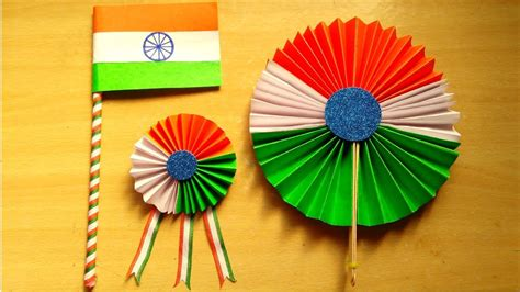 Day Paper Craft Ideas - diy 3 easy republic day craft independence day craft
