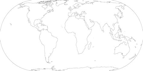 blank world map blank maps make your own the decolonial atlas