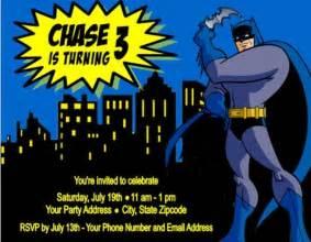 batman birthday invitations personalized custom cutecreationsshoppe on artfire