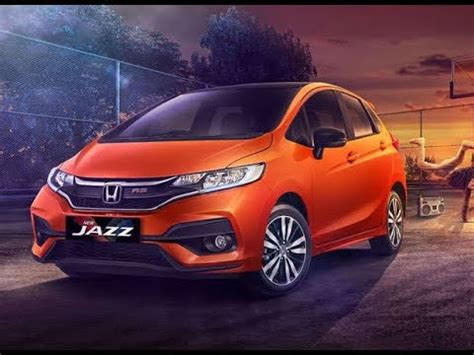 All New Honda Jazz 2018 by 2018 All New Honda Jazz Rs